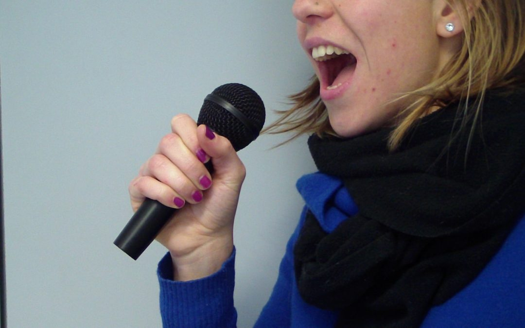 Voce Canto e Parole